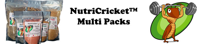 NutriCricket™ MultiPacks