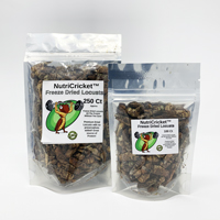 Freeze Dried Locusts FDL