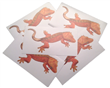 Crested Gecko Decal aacgecko